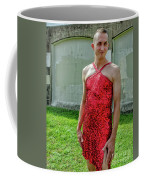 Red Dress Run - Nola 7 Coffee Mug