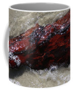 Red Drifter Coffee Mug