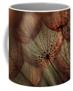 Red Drops Coffee Mug