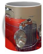 Red Duesenberg Beauty Coffee Mug