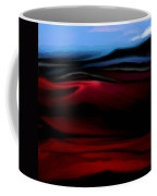 Red Dunes Coffee Mug