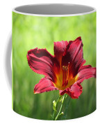 Red Escape Coffee Mug