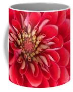 Red Explosion Coffee Mug