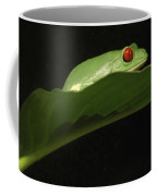 Red Eye Frog Coffee Mug