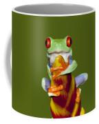 Red Eyed Delight Coffee Mug