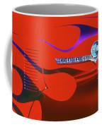 Red F-100 Coffee Mug