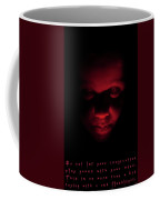 Red Fear Coffee Mug