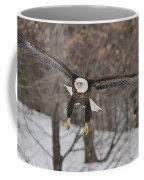 Red Feather Touchdown Coffee Mug