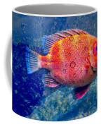 Red Fish Blue Fish Coffee Mug