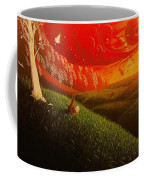 Red Fox..peaceful Coffee Mug