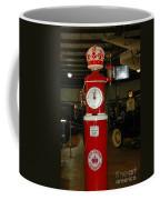Red Gas Pump Coffee Mug