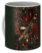 Red Gold Tree No 1 Fashions For Evergreens Event Hotel Roanoke 2009 Coffee Mug