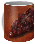 Red Grapes Coffee Mug