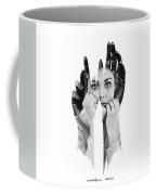Red Handed Coffee Mug