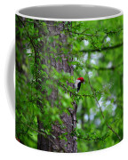 Red Headed Beauty Coffee Mug