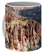 Red Hoodoos Of Bryce Canyon National Park Coffee Mug