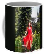 Red Hot - Ameynra Fashion By Sofia Metal Queen. Coffee Mug
