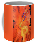 Red-hot Flower Coffee Mug