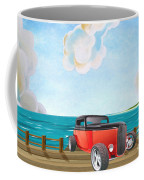 Red Hot Rod Coffee Mug