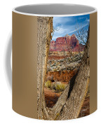 Red In The Distance Coffee Mug