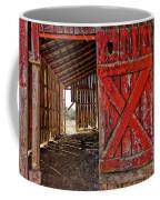 Red Is Red Coffee Mug