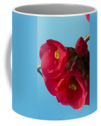 Red Is The Color Of My True Loves Lips Coffee Mug