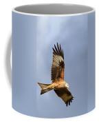 Red Kite Flying Coffee Mug