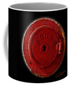 Red Lake Coffee Mug