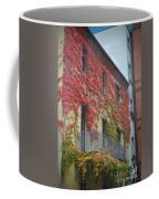Red Leaves Of Fall Coffee Mug