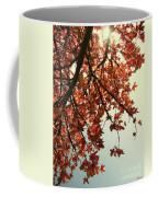 Red Life Coffee Mug