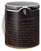 Red Light District Coffee Mug