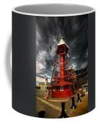 Red Lighthouse Coffee Mug