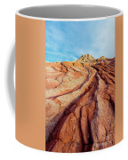 Red Lines Coffee Mug