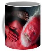 Red Man Coffee Mug