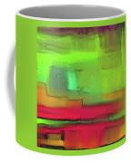Red Meets Green Coffee Mug