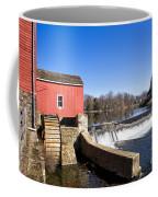 Red Mill Coffee Mug