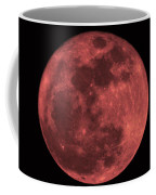 Red Moon Coffee Mug