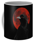 Red Moon Black Crow Coffee Mug
