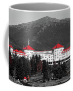 Red Mount Washington Resort Coffee Mug
