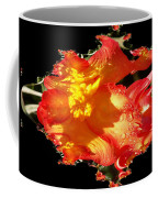 Red N Yellow Flowers Coffee Mug