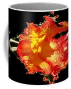 Red N Yellow Flowers Coffee Mug