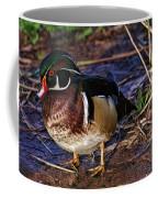 Red Nose Duck Coffee Mug