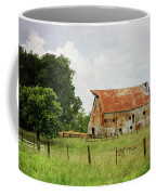 Red Oak Barn Coffee Mug