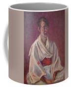 Red Obi Coffee Mug