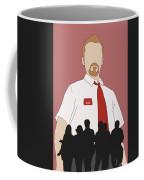 Red On You Coffee Mug