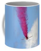 Red One Down Coffee Mug