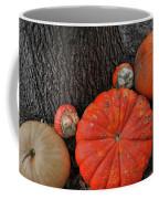 Red Orange Coffee Mug