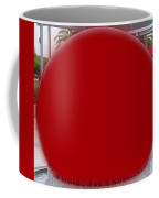 Red Orb Coffee Mug