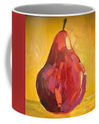 Red Pear Coffee Mug
