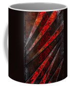 Red Pepper Abstract Coffee Mug